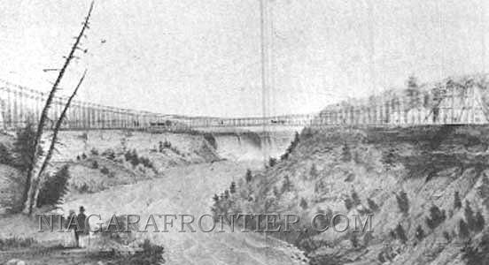 Bridges Over Niagara Falls