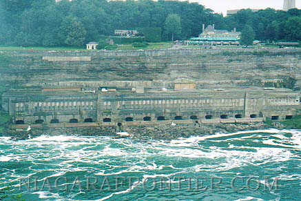 List of Niagara Falls hydroelectric generating plants