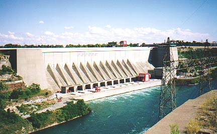 canadian niagara power