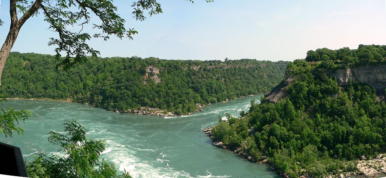 Niagara Falls - Panoramic Views
