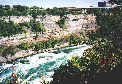 Niagara Falls Origins - a Geological History